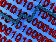 Free Binary Stock Photography - 616112