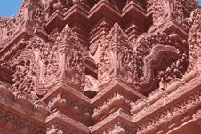 Free Details Of Khmer Temple Royalty Free Stock Image - 616506