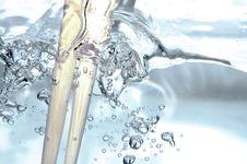 Free Water Blast Stock Photography - 616722