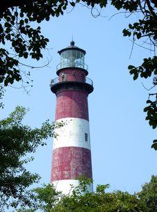 Free Light House Stock Image - 617241