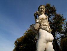 Free Naked Statue Stock Image - 618421