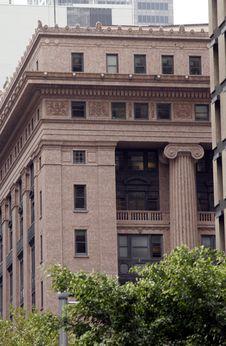 Free Brick Office Building Stock Image - 618481