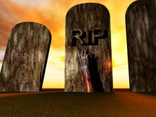 Free Graveyard Hand 15 Royalty Free Stock Photos - 619108
