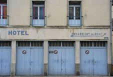 Free Arles Hotel Stock Photo - 619270