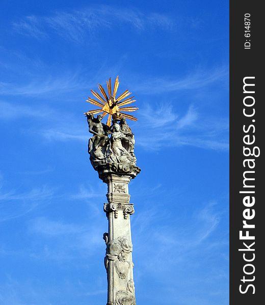 The Holy Trinity Monument - Timisoara, Romania