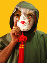 Free Masked Face Stock Image - 6100601