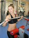 Free Sport Woman Royalty Free Stock Photos - 6101558