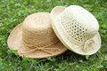 Free Straw Hats Stock Photography - 6105372