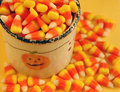 Free Jar Of Candy Corn Stock Photo - 6107340
