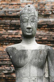 Free Buddha Portrait Stock Photo - 6100090
