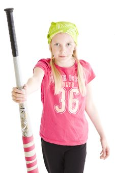 Free Baseball Player Stock Photography - 6100632
