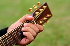 Free Guitarist Stock Images - 6100644