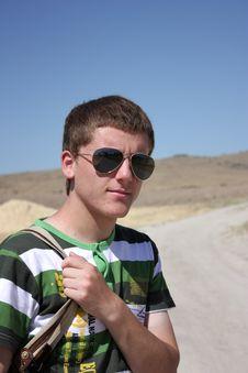 Free Young Boy Smiling Stock Photos - 6100733