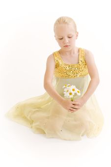 Free Young Ballerina Stock Images - 6100764