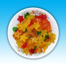 Free Jelly Candies Stock Image - 6100971