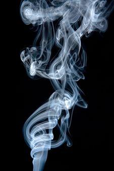 Free Smoke Abstract Royalty Free Stock Photos - 6101818