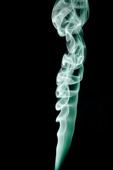 Free Smoke Abstract Royalty Free Stock Images - 6101869