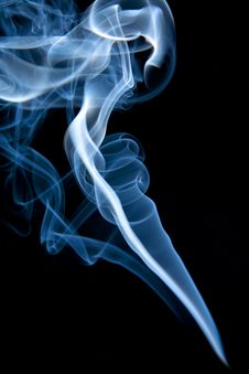 Free Smoke Abstract Royalty Free Stock Photo - 6101875