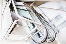 Free Escalator Royalty Free Stock Image - 6102306