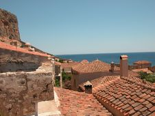 Free Greece Monemvasia Stock Photo - 6102410