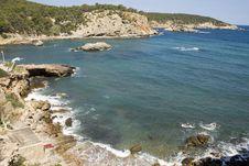 Free Ibiza Beach Stock Images - 6102914