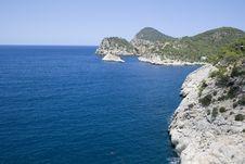 Free Ibiza Beach Stock Photography - 6102992
