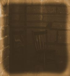 Free The Inn Keepers Chair Royalty Free Stock Images - 6103099