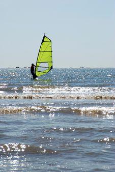 Free Windsurfing Stock Image - 6103331