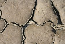 Free Dry Soil Stock Photography - 6103912