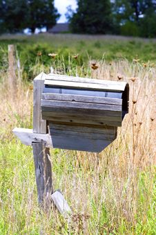 Free Mail Box Stock Photography - 6104432