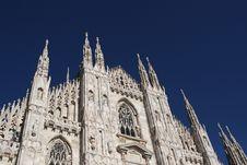 Free Milan S Dome 2 Stock Image - 6105301