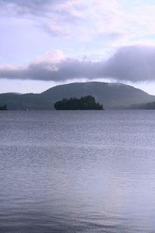 Free Island On Lake Stock Images - 6105374