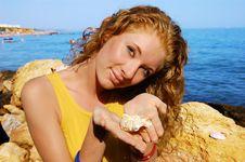 Free At Sea Stock Photo - 6105840