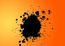 Free Ink Stain Background Royalty Free Stock Photography - 6106487