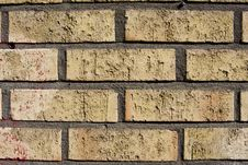 Free Brick Wall Royalty Free Stock Images - 6106499