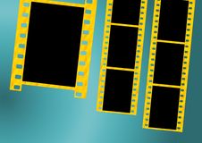 Free Film Frame Background Royalty Free Stock Photo - 6106545