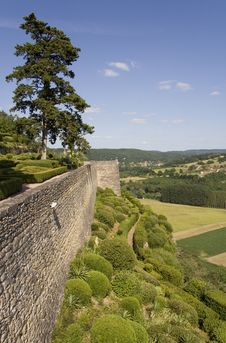 Free Marqueyssac Gardens Stock Photo - 6106780
