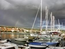 Free Croatia - City Primosten Stock Photography - 6107312