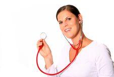 Free Happy Doctor Stock Photos - 6107313