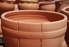 Free Earthenware Pot Stock Photos - 6108113