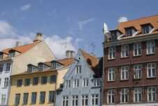 Free Buildings From Copenhagen Stock Photography - 6108492