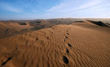 Free Huge Sand Dune Stock Photos - 6108743