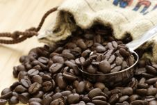 Free Coffee Beans Royalty Free Stock Image - 6109066