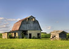 Free Old Barn Stock Photos - 6109233