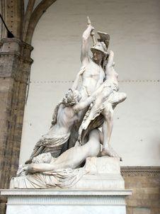 Free The Rape Of Polyxena Stock Photo - 6109550