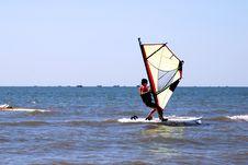 Free Windsurfing Stock Image - 6109631