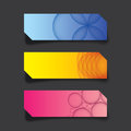Free Vector Graphic Of Web Banner, Header Layout Template, Colorful C Stock Photos - 61019333