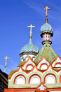 Free Cupolas And Crosses Royalty Free Stock Photography - 6117527
