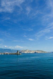 Free Adriatic Sea Beach Stock Images - 6110814