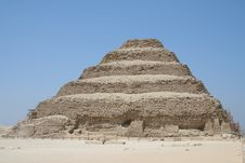 Free Pyramid Of Djoser Royalty Free Stock Photo - 6110895
